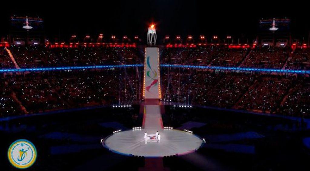 Русские параолимпийцы вернулись в столицу России