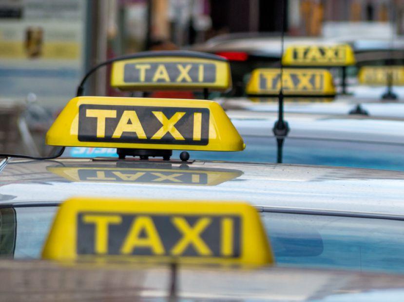 где больше всего ловят такси